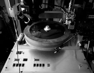 Record dubplate cutter recorder